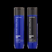Matrix Brass Off Bundel: Shampoo + Conditioner