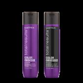 Matrix Color Obsessed Bundel: Shampoo + Conditioner