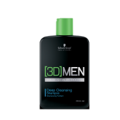 Schwarzkopf 3D Men Deep Cleansing Shampoo 1000ml