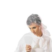 Watergolfnet wit