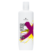 Schwarzkopf Goodbye Yellow Sulfaatvrije Shampoo 1000ml