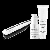 L'Oréal Steampod 3.0 Bundel - Set: Steampod, Smoothing Cream (dik haar)